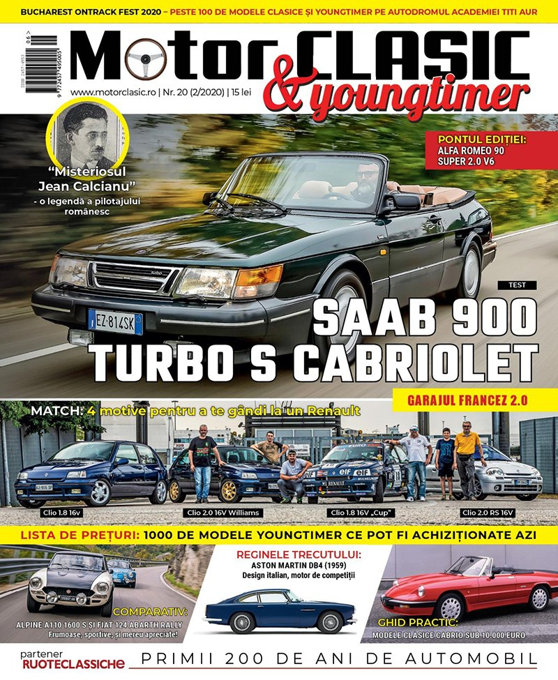 Motorclasic&youngtimer Nr.20 (anul 6)