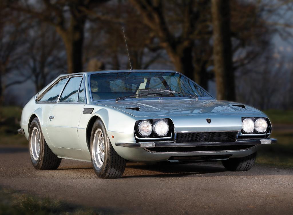 50 de ani de la debutul ultimului GT 2+2 de la Lamborghini