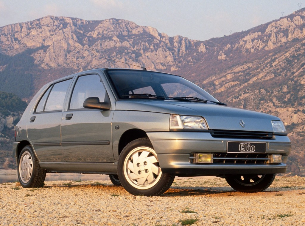 Celebrul Renault Clio sărbătorește 30 de ani