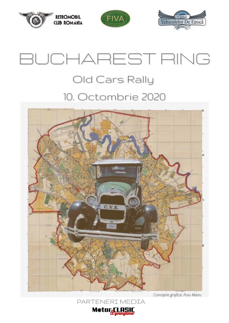 Bucharest Ring – Old Cars Rally