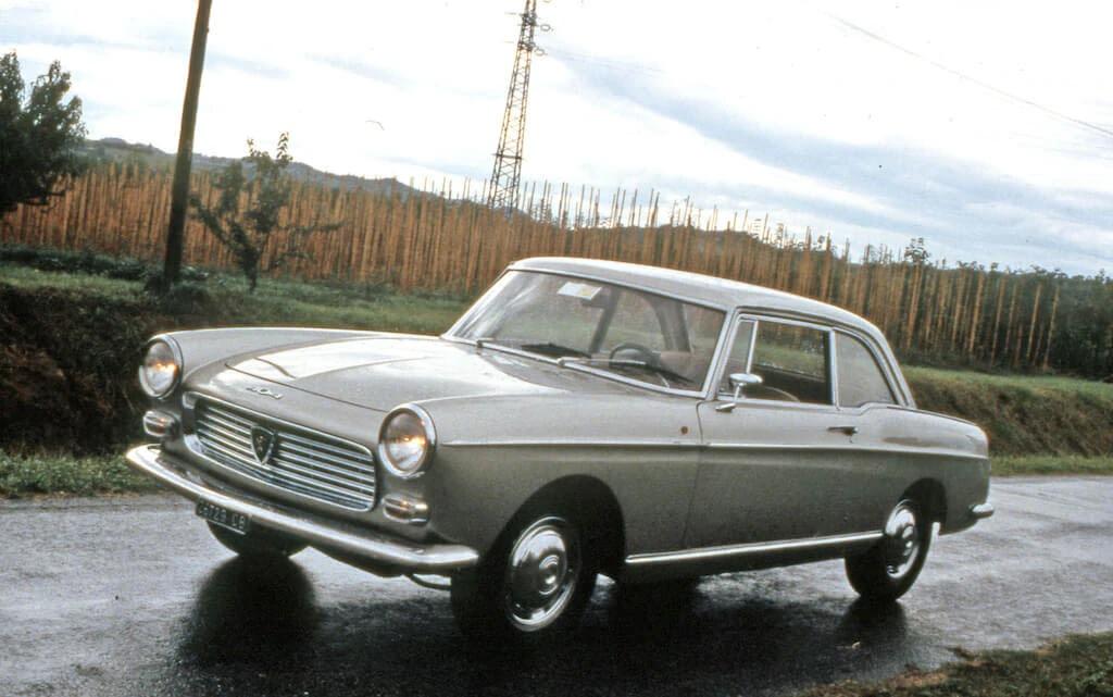 Longevivul Peugeot 404 celebrează 60 de ani de la lansare