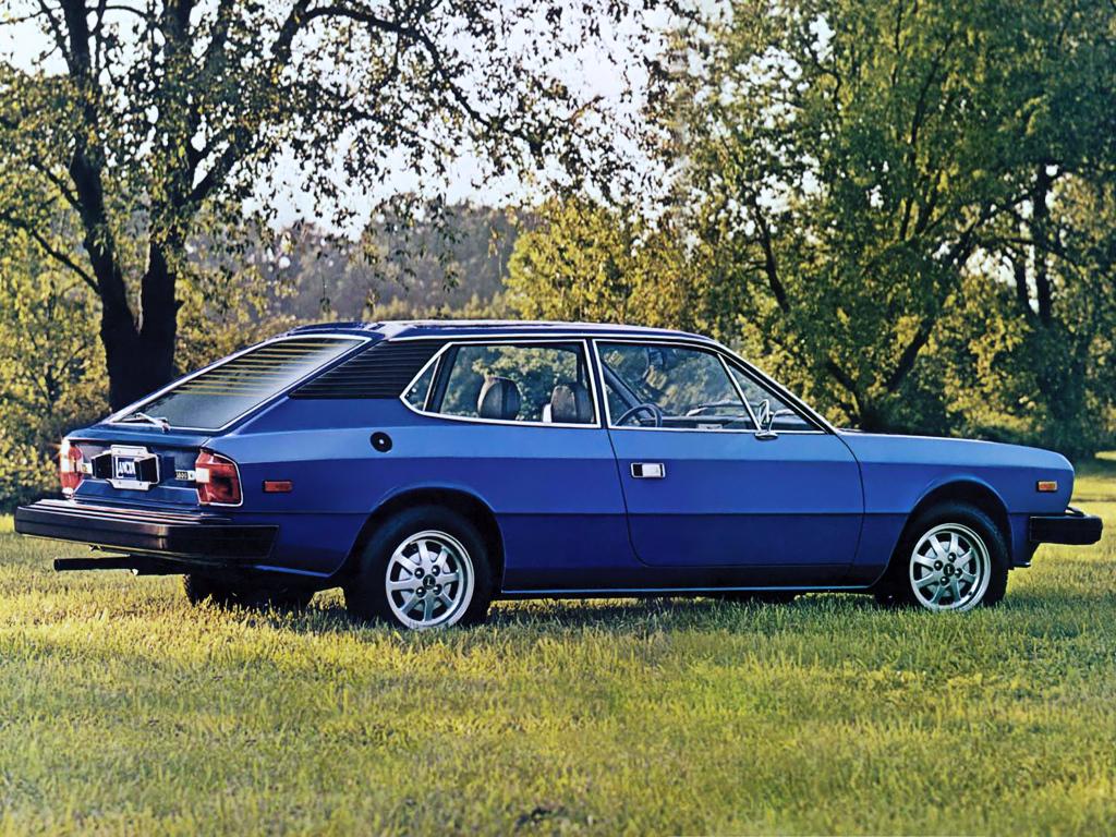 Lancia Beta HPE primul shooting brake italian a serbat 45 de ani