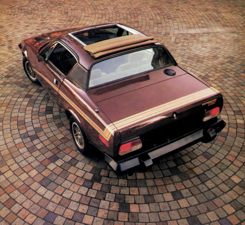 Triumph TR7 a serbat de curând 45 de ani de la lansare