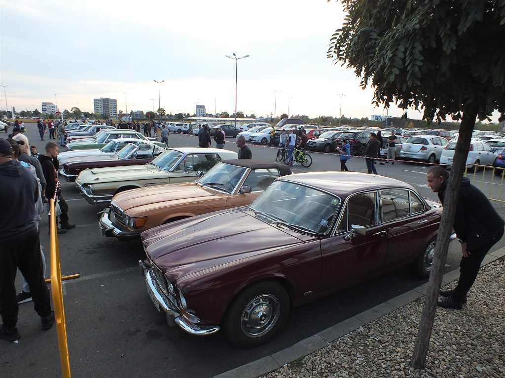 Bucharest Ring Old Cars Rally ediția 2020