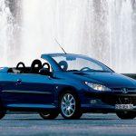 Peugeot 206 CC – 20 de ani de caroserie Coupe Cabriolet