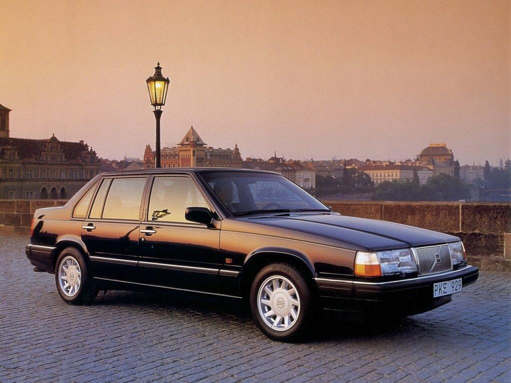 Volvo 940/960 și-a făcut debutul în urmă cu 30 de ani