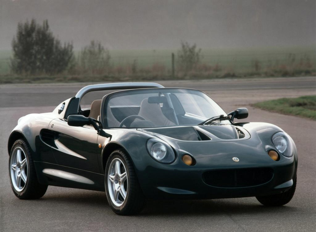 Revoluționarul Lotus Elise a aniversat 25 de ani de la debut