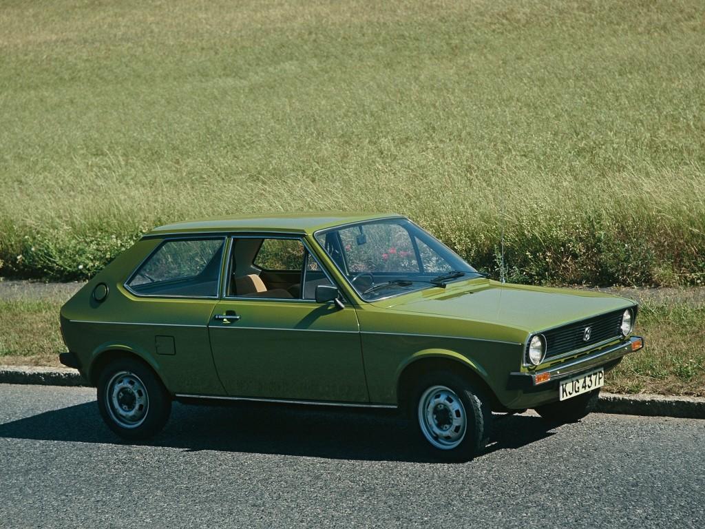 Volkswagen Polo a debutat în urmă cu 45 de ani