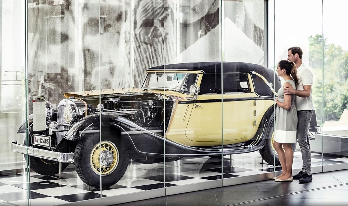 Muzeul Audi Mobile a sărbătorit 20 de ani de la inaugurare