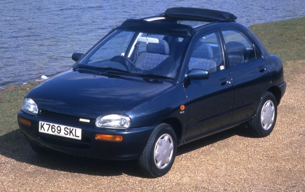 Modele Mazda care aniversează în acest an 30 de ani