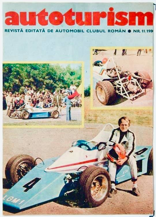 LGM 1- Coperta revistei Autoturism