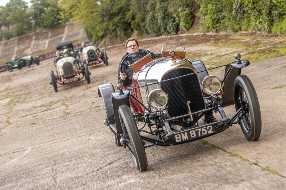 Bentley aniversează 100 de ani de la prima victorie