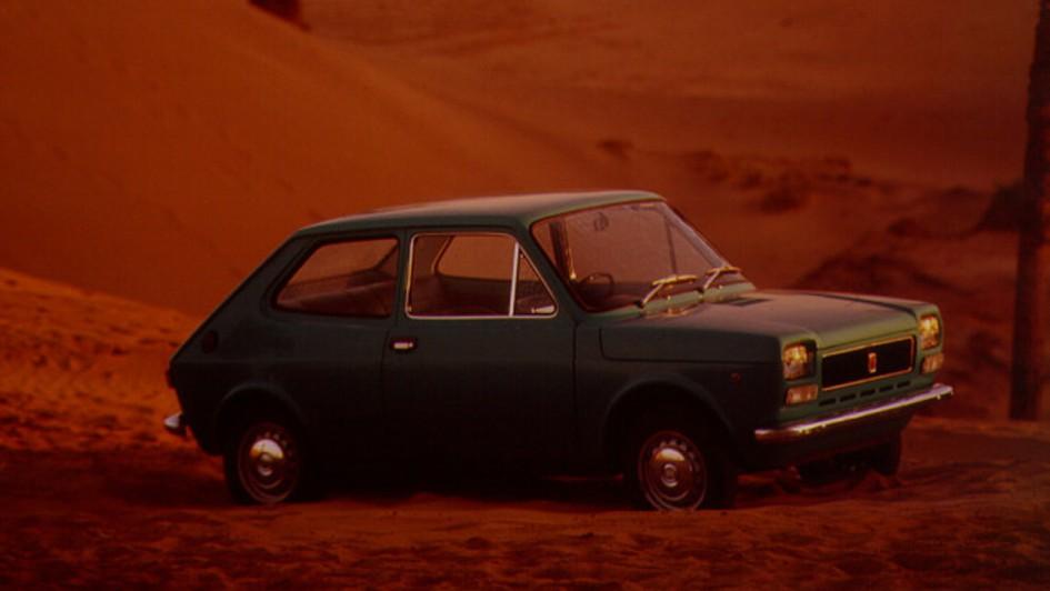 Fiat-ul 127 a serbat de curând 50 de ani de la debut