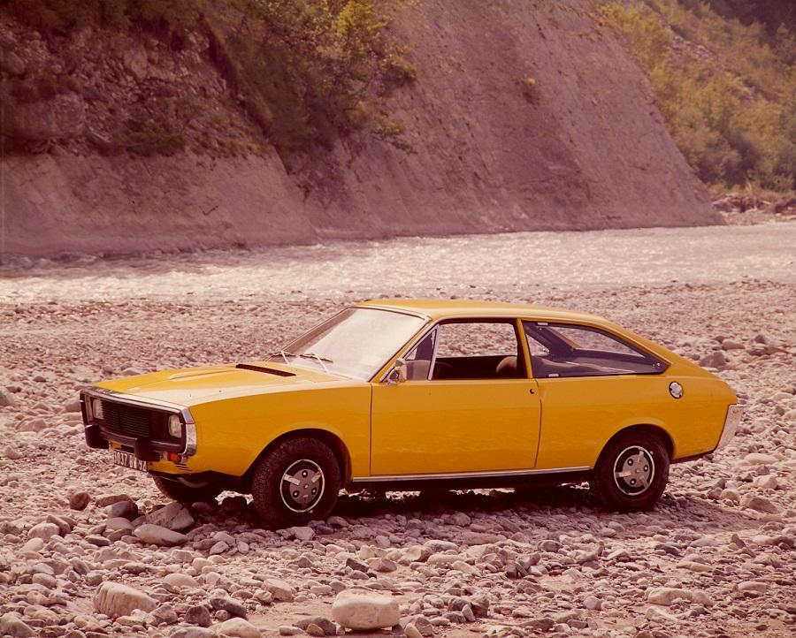 Renault 15-17 celebrează jumătate de secol de la debut