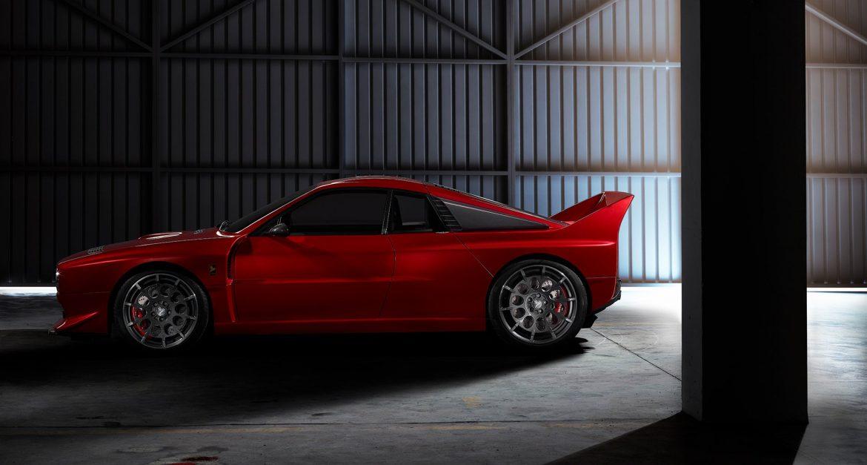 Kimera Automobili EVO37 un restmond a legendarei Lancia 037