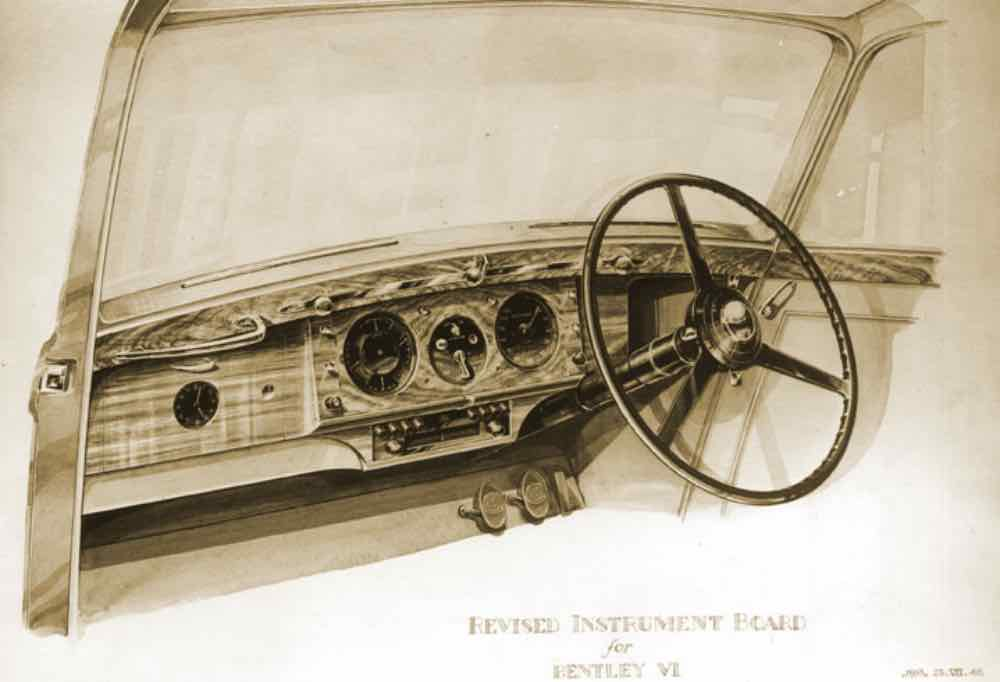 70 de ani de design pentru Bentley la Crewe