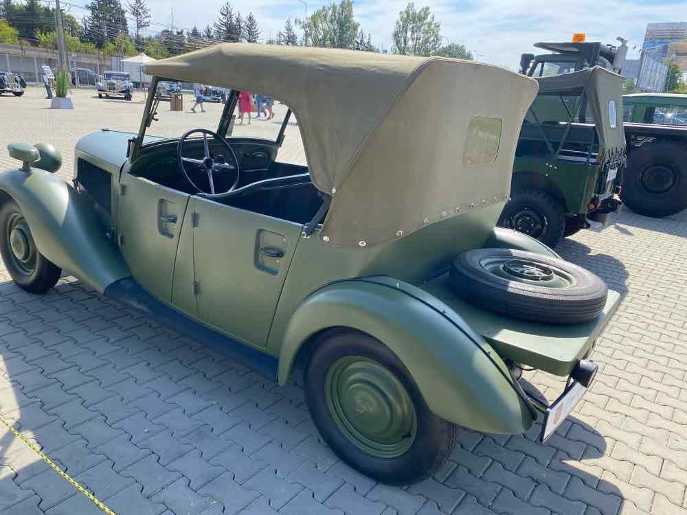 1938 Mercedes-benz 170 VK