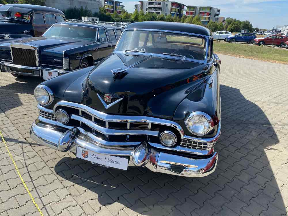 1951 Cadillac 75 Limousine