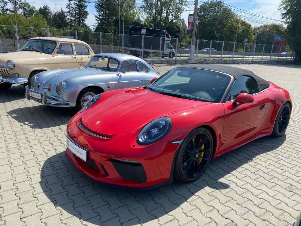 2019 Porsche 911 Speedster- exemplarul 39 din 1948