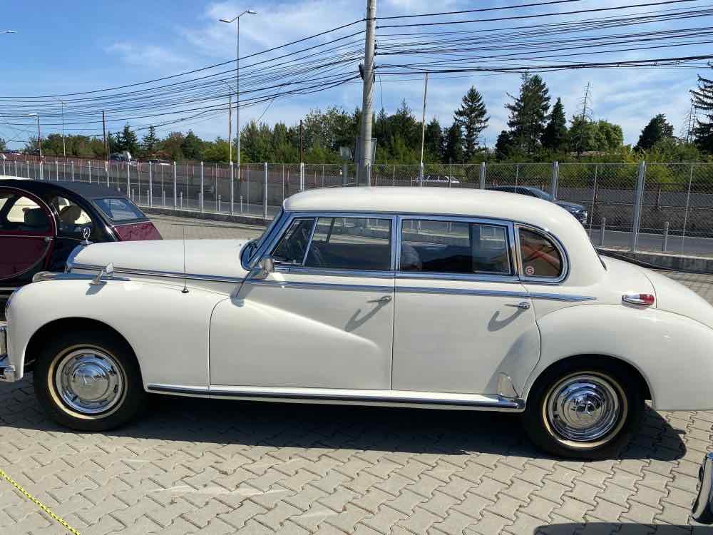 1956 Mercedes-Benz 300 Saloon