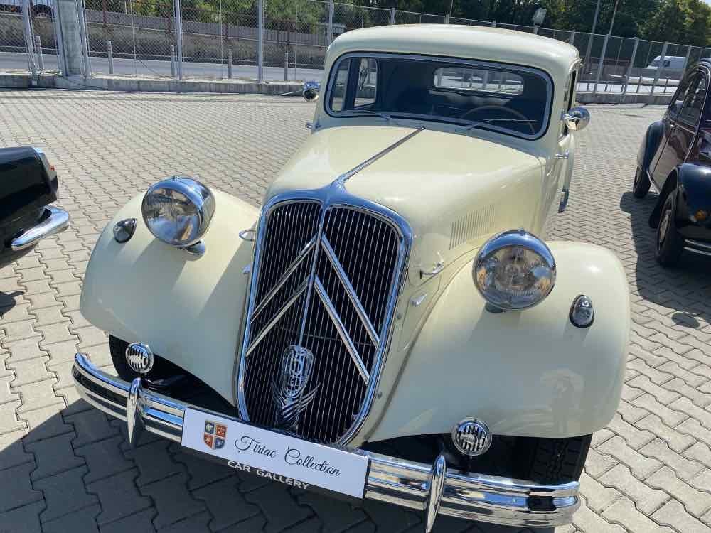 1952 Citroen 15 Six D