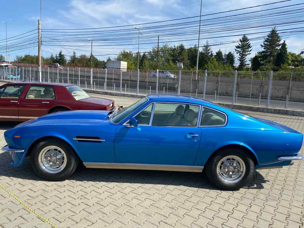 1981 Aston Martin V8 Vantage