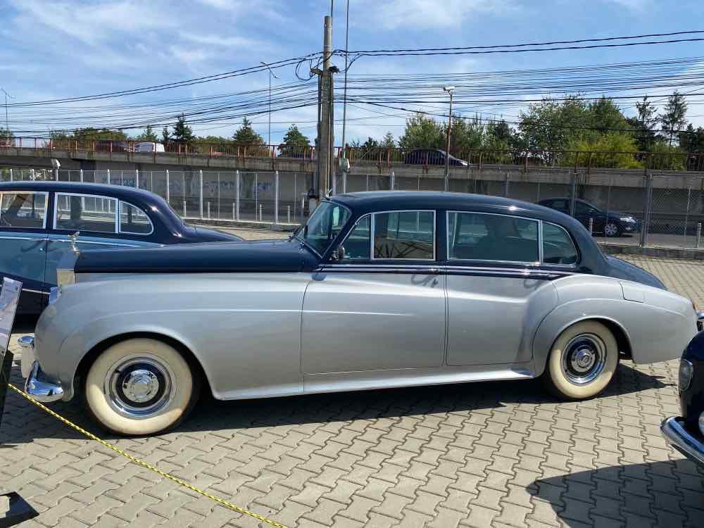 1959 Rolls Royce Silver Cloud II