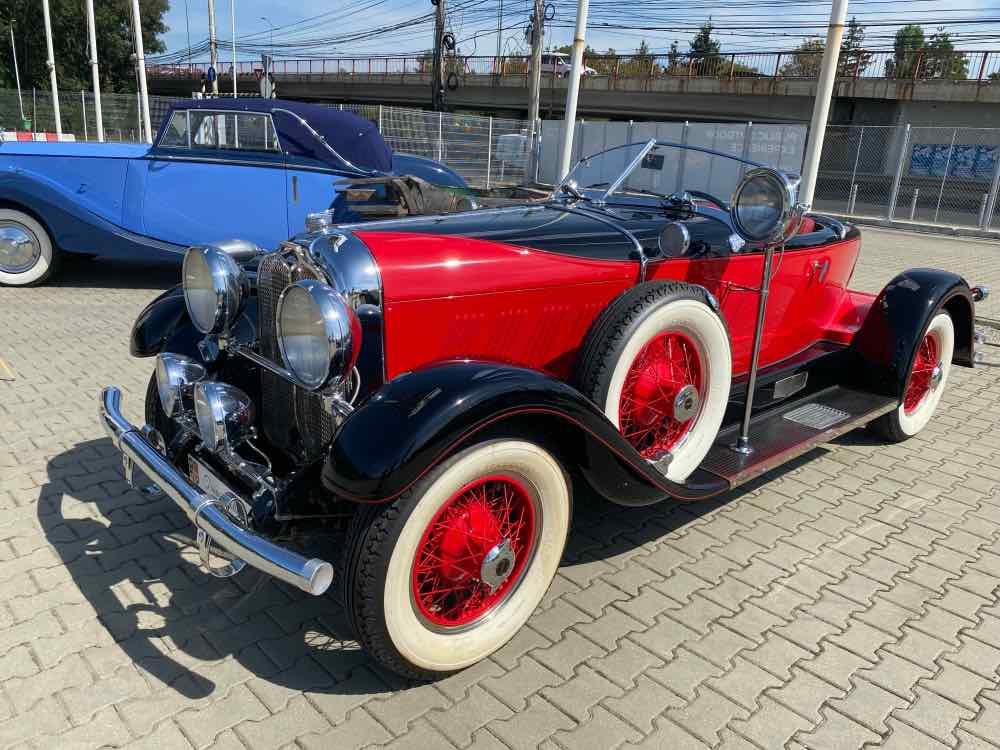 """1928 Auburn 8-115 """"Boattail"""" Speedster"""