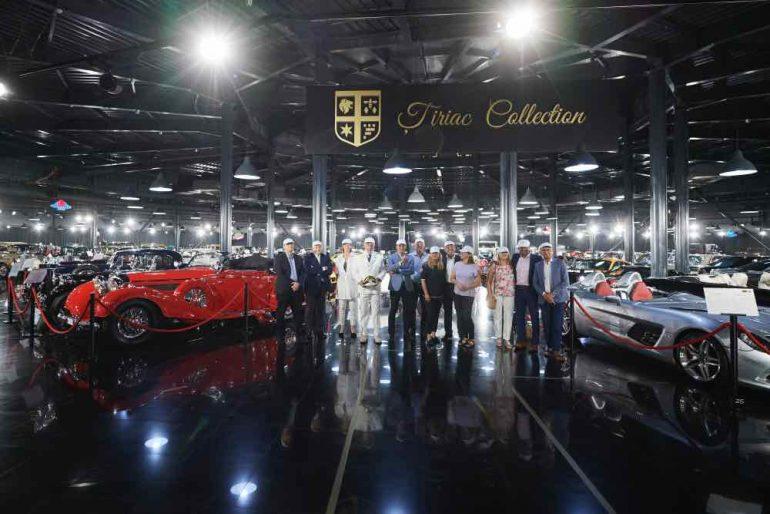 Tiriac Collection
