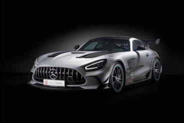Tiriac Collection: Mercedes Benz AMG GT Black Series