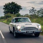 Aston Martin DB6 cu motor electric dezvoltat de Lunaz