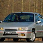 Compactul Citroen ZX a aniversat 30 de ani de la debut